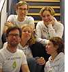 Organisationsteam des eBookCamp 2015