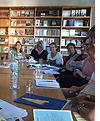 Bücherfrauen Hamburg zu Gast bei Hoffmann und Campe