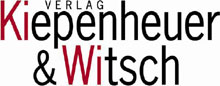 Der Verlag Kiepenheuer und Witsch ist Sponsor des eBookCamp 2014